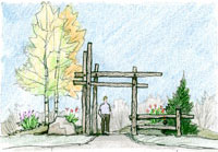 sketch-home