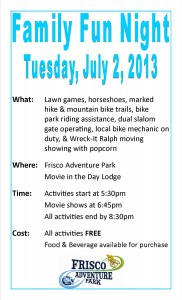 Family Fun July 2