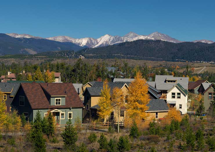 Peak One Neighborhood, Frisco, CO